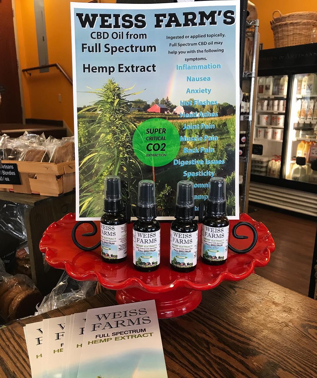 Hemp Extract Cbd Oil Info Night With Industrial Hemp Grower Tony Weiss From Weiss Farm In Eden Ny Farmers Artisans